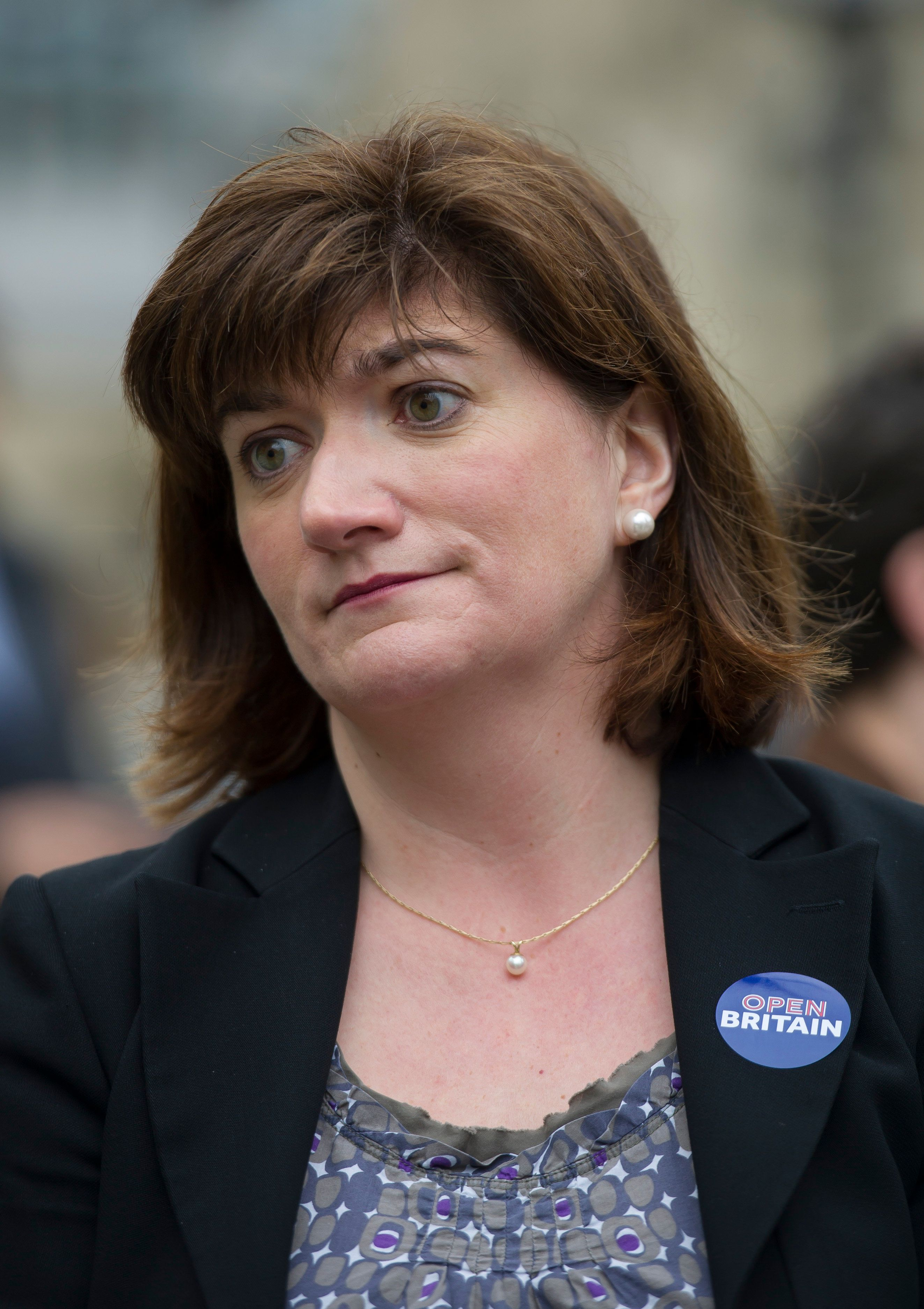 Nicky Morgan Says Theresa May 'Spectacularly Mishandled' Brexit