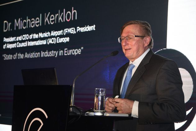 Dr. Michael Kerkloh, President and CEO of the Munich