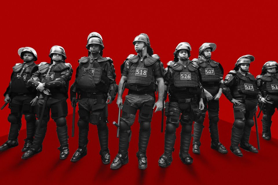 How Police Violence Paves The Way To