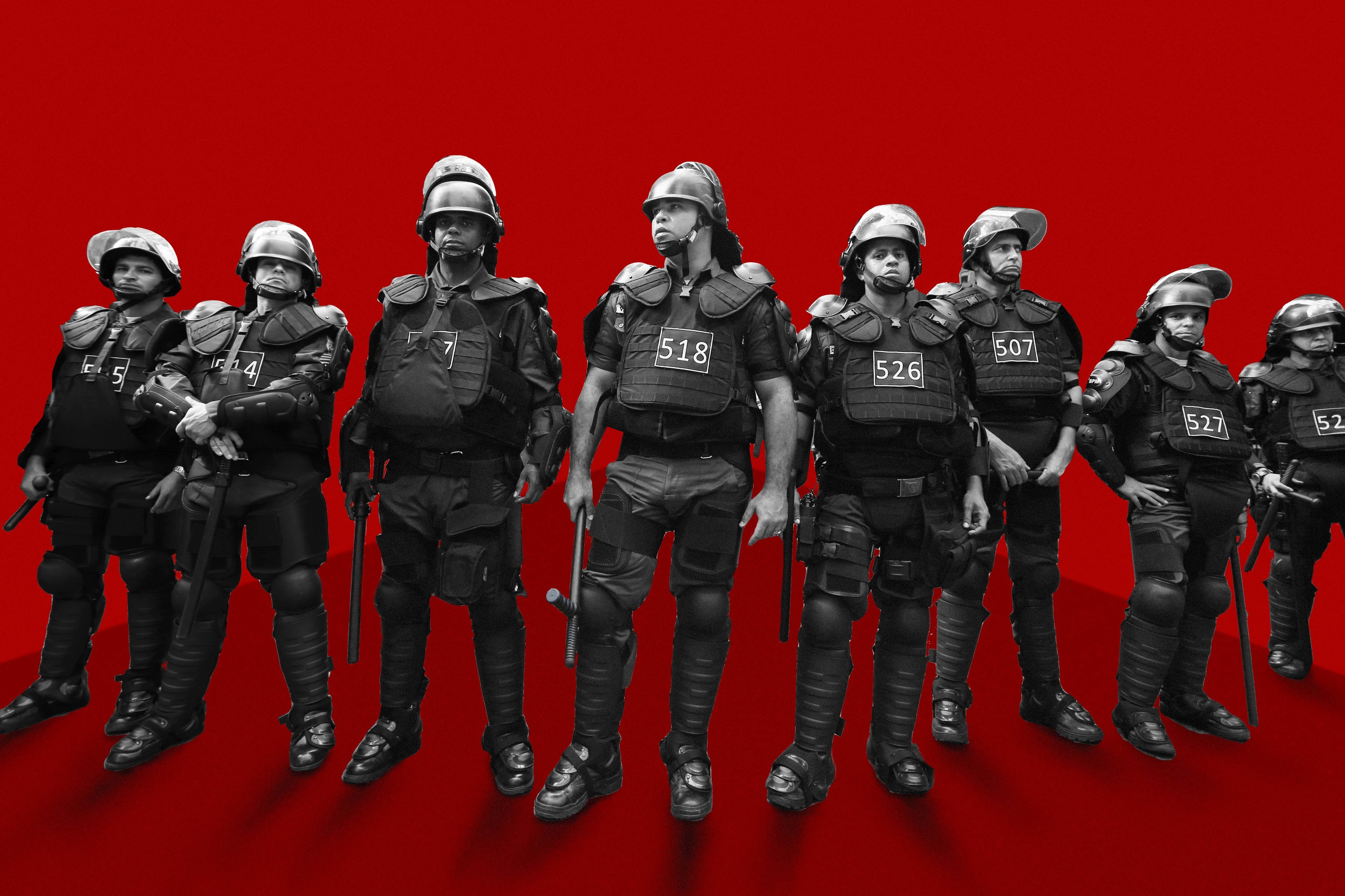 How Police Violence Paves The Way To Authoritarianism