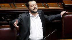 Σαλβίνι: Θέλουμε να βελτιώσουμε την Ευρώπη, όχι να την