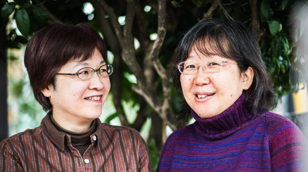 Chizuka Oe and Yoko Ogawa spoke with HuffPost Japan about why the entire marriage system needs an