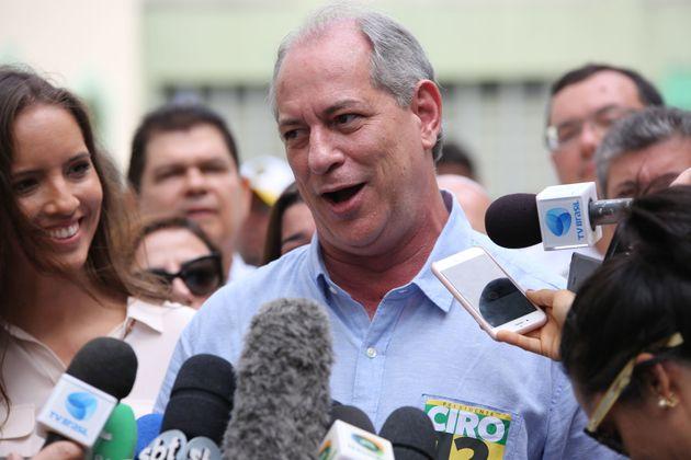 Derrotado nas urnas em 2018, Ciro Gomes debate reforma da Previdência em Brasília e PDT...