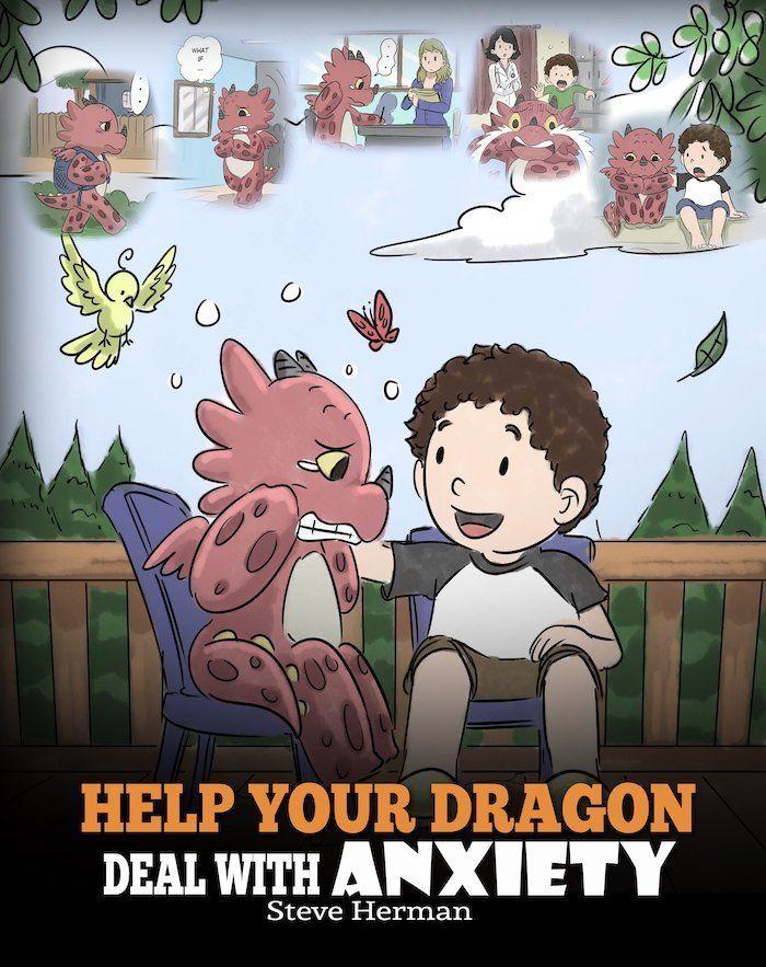 17 Children's Books For Anxious Kids | HuffPost Life