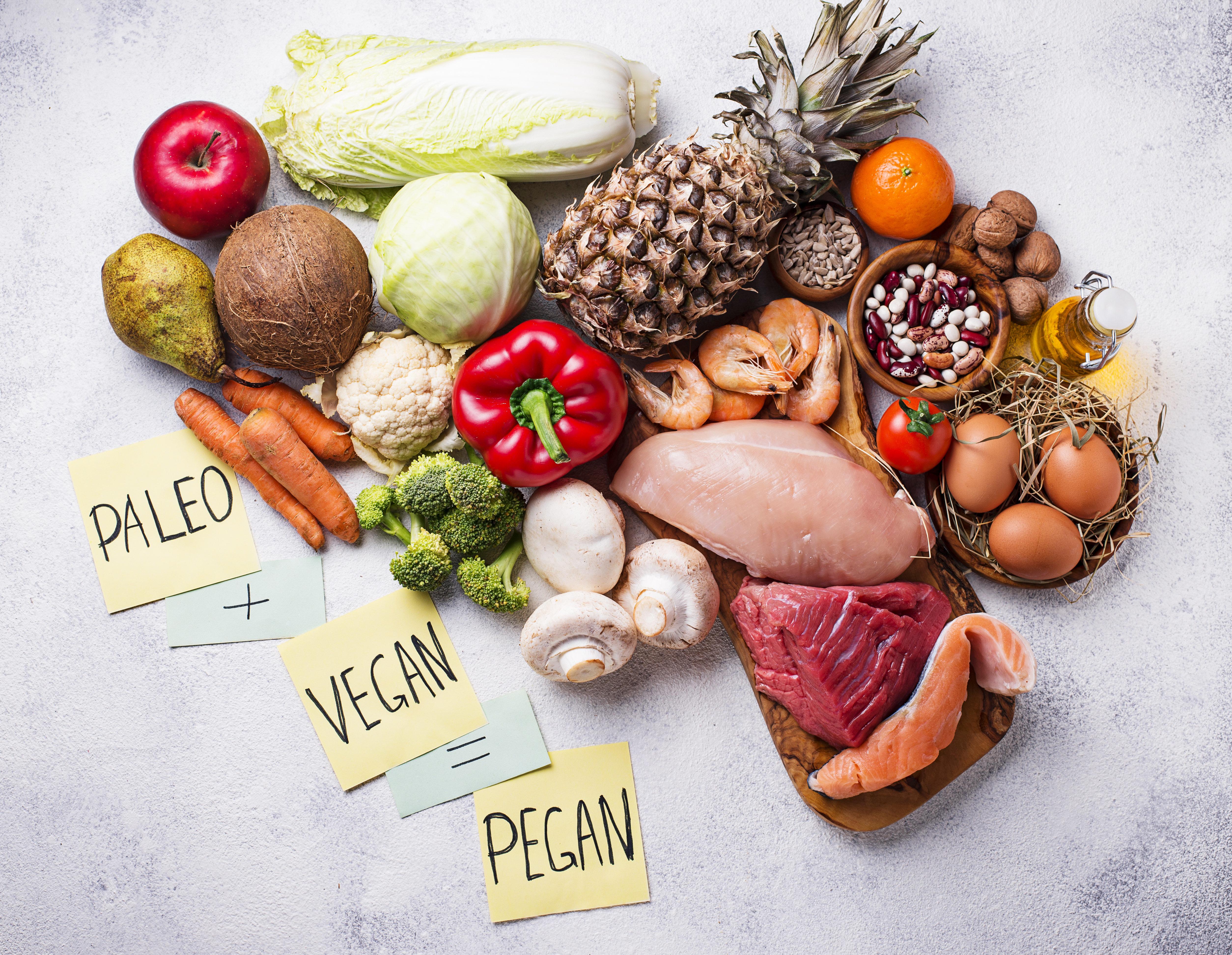 O que é dieta Pegana, que virou 'moda' nos EUA e Europa por misturar vegan com