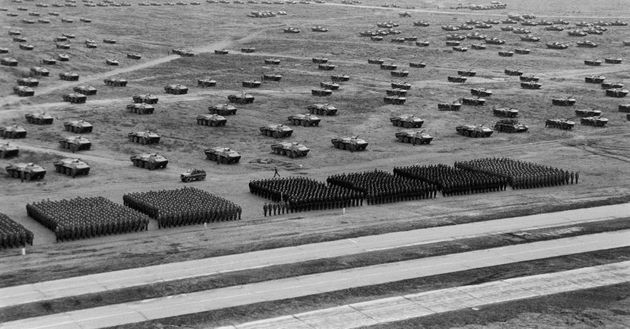 «Επτά ημέρες ως τον Ρήνο»: Πώς η Σοβιετική Ένωση σχεδίαζε να κερδίσει τον Τρίτο Παγκόσμιο Πόλεμο στην