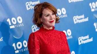 NEW YORK, NY - MAY 02:  Molly Ringwald attends the Planned Parenthood 100th Anniversary Gala at Pier 36 on May 2, 2017 in New York City.  (Photo by Roy Rochlin/FilmMagic)