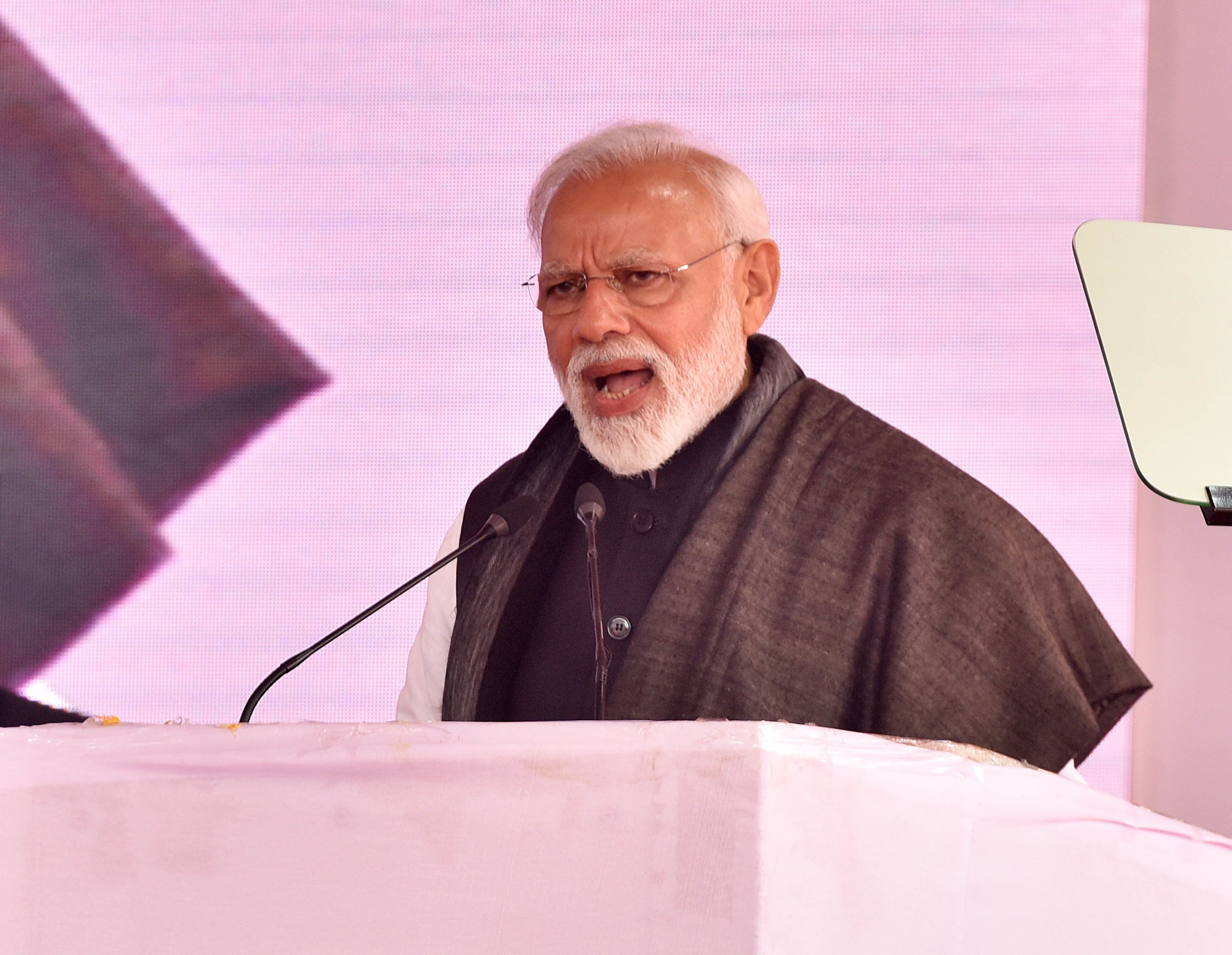 Full Freedom To Security Forces: PM Modi Vows Strong Response To Pulwama