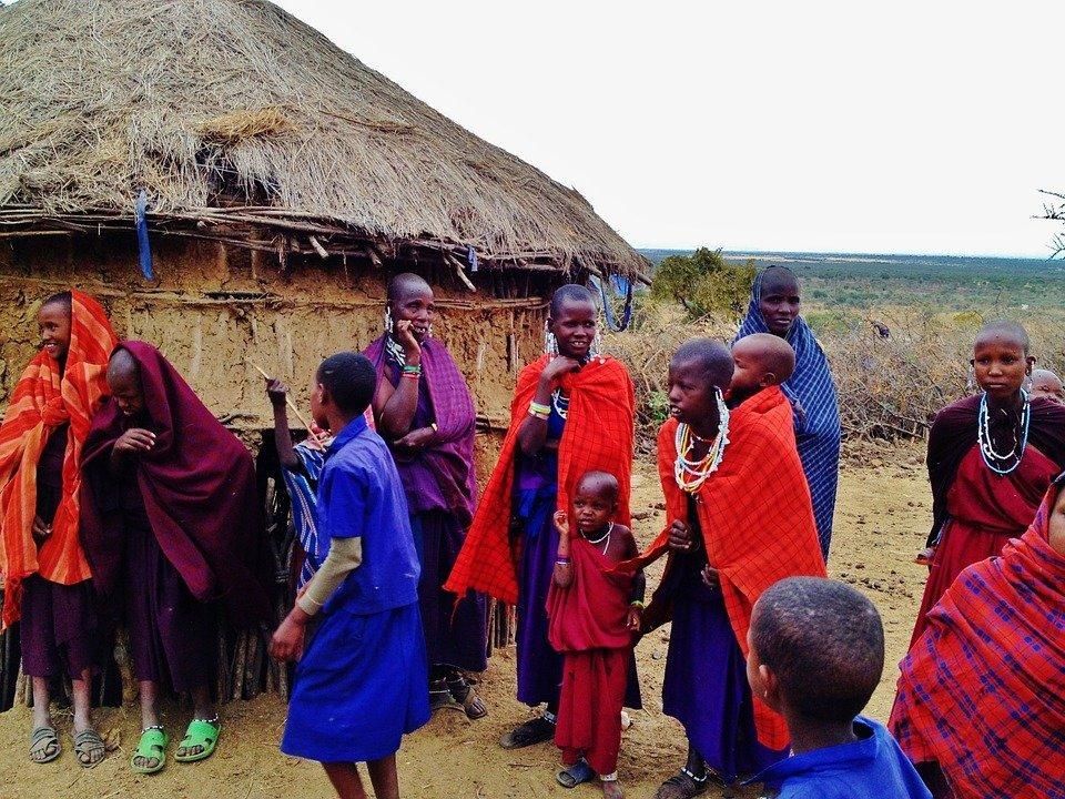 아프리카의 마사이족