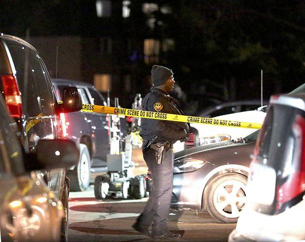 USA: Sechs Tote bei Schießerei in Fabrik in Vorort von