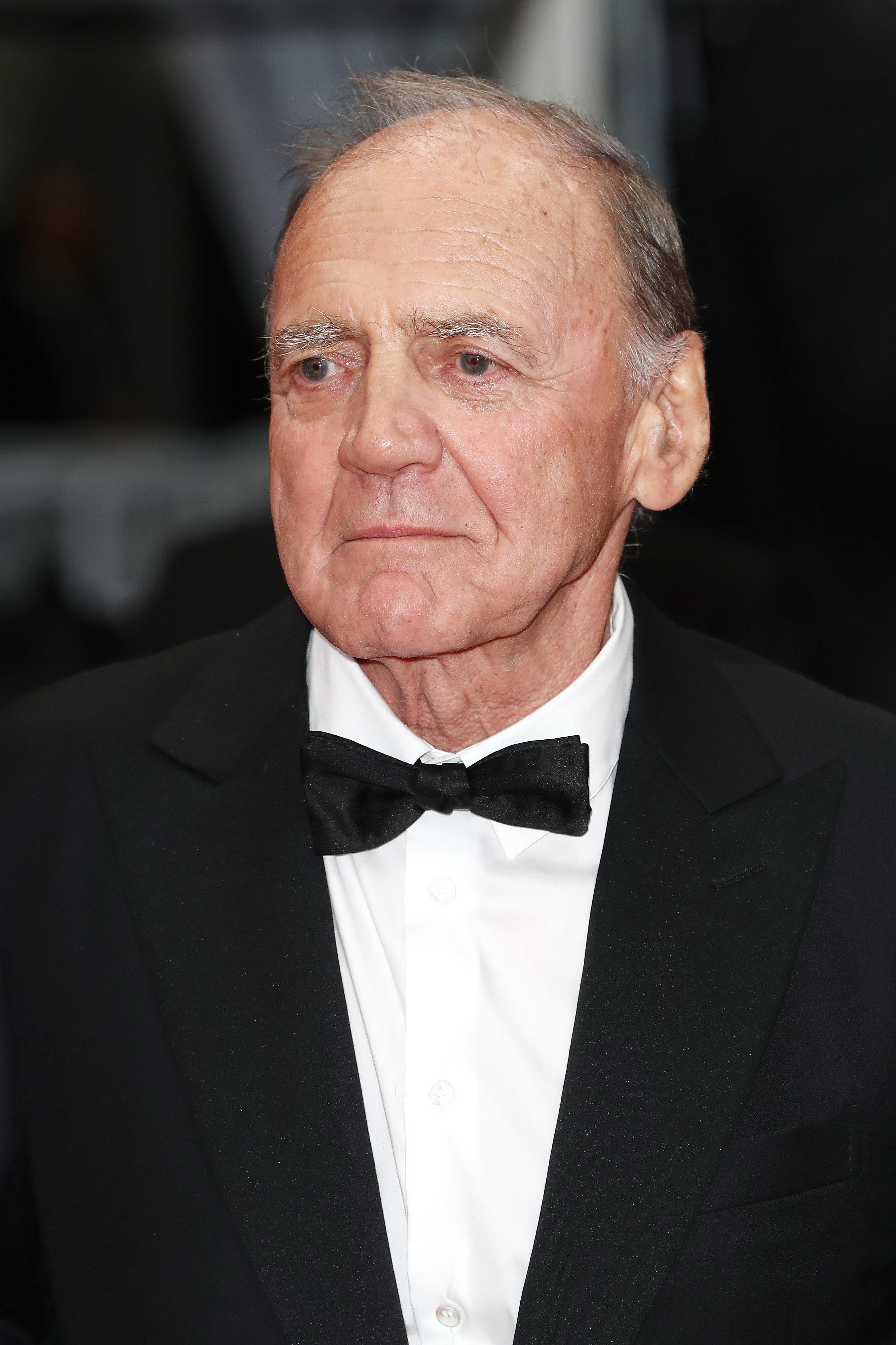 Schauspieler Bruno Ganz im Alter von 77 Jahren