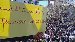 Marches à Kherrata et plusieurs autres villes contre le 5e mandat de