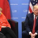 Frontalangriff auf Trump: Bei diesen 4 Themen übt Merkel scharfe Kritik an der