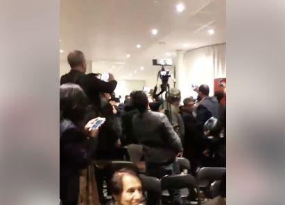 À Paris, une conférence sur la liberté de la presse au Maroc brutalement