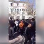 Sit-in à Oum El Bouaghi contre le 5e