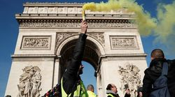 Γαλλία: Ξανά στους δρόμους τα Κίτρινα Γιλέκα τρεις μήνες μετά την έναρξη της δράσης