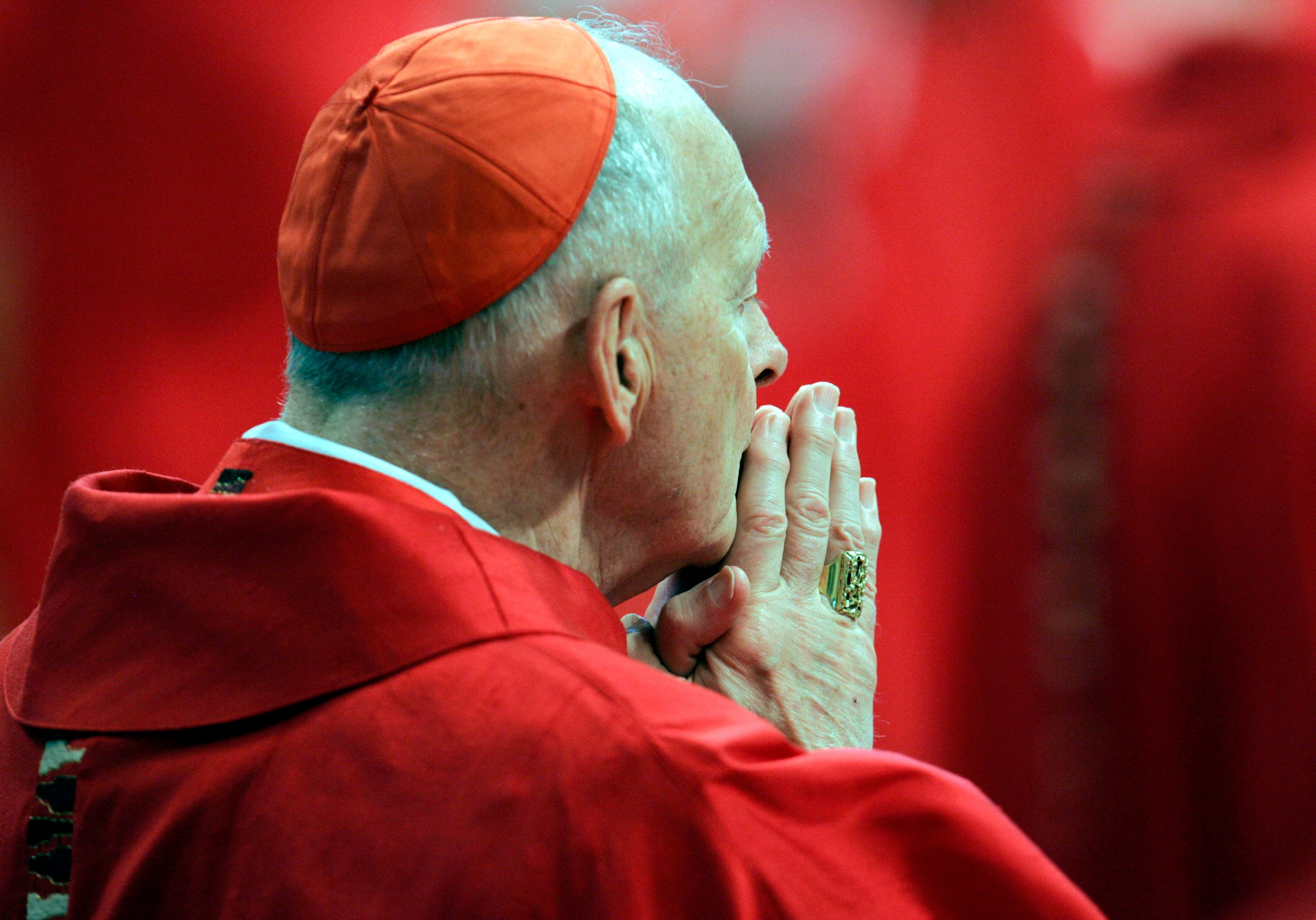 Vatican expels former US cardinal Theodore McCarrick over sex crimes