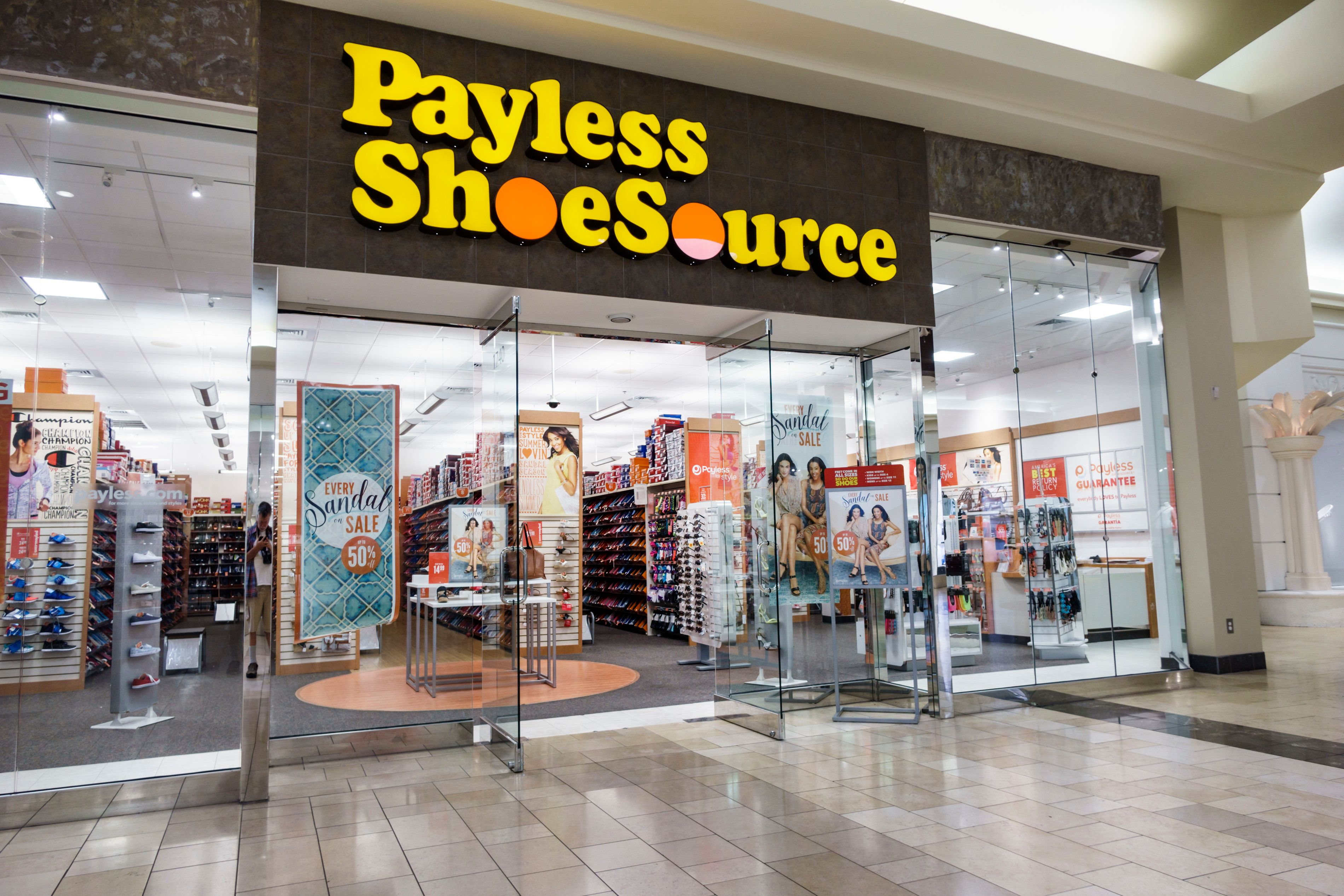 Payless ShoeSource To Close All Remaining 2,100