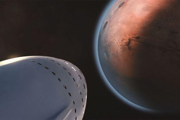 Starshipは火星など他惑星の探査にも利用される予定となっている。
