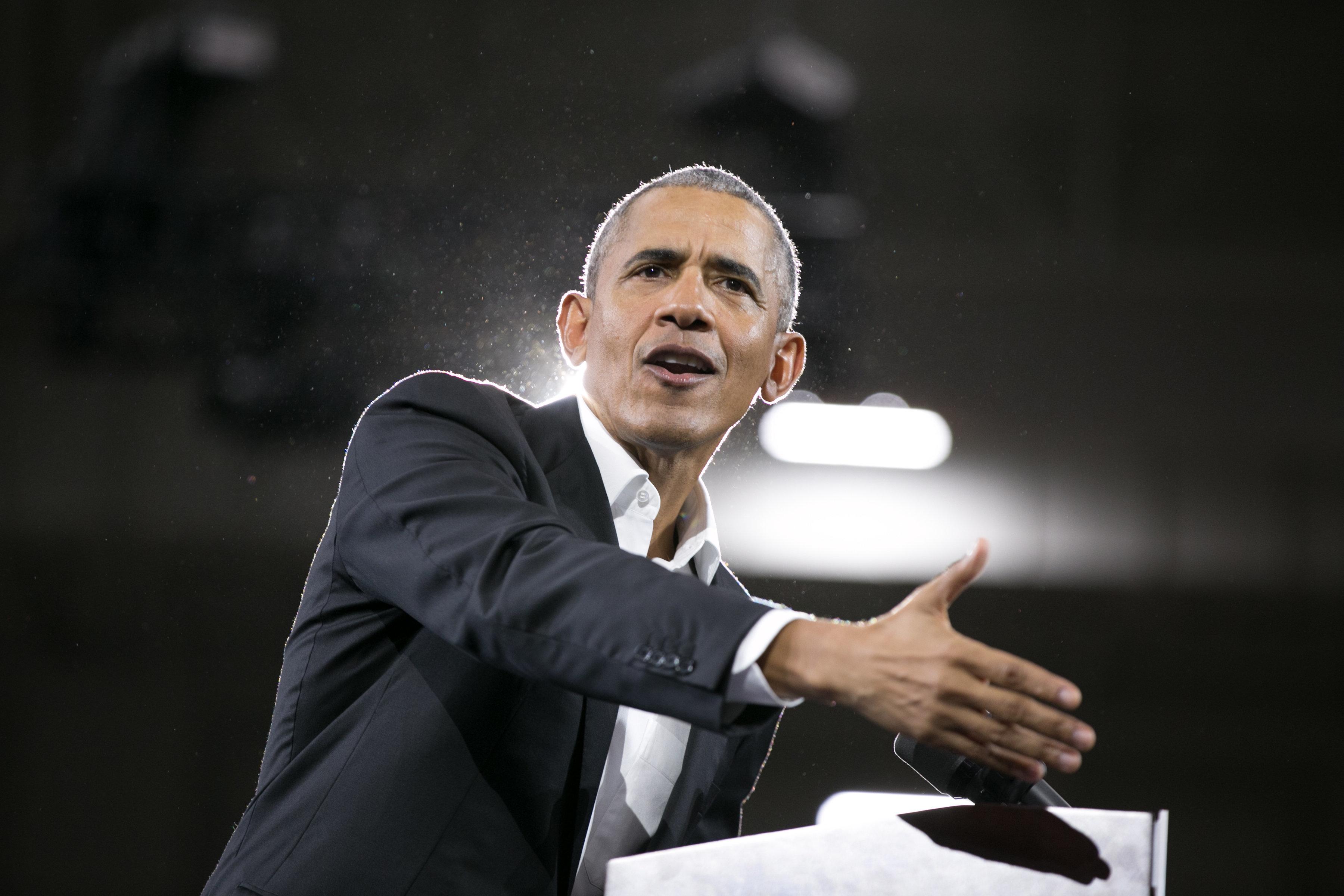 """오바마 참모들이 """"오바마는 북한과 거의 전쟁 직전까지 갔다""""는 트럼프의 말에"""