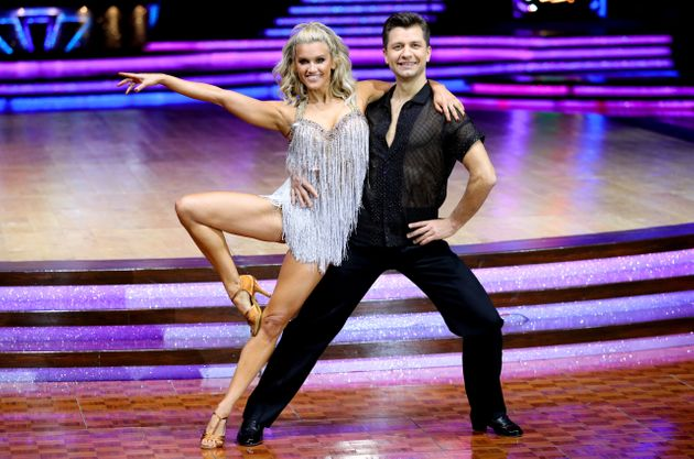 Pasha was partnered with Ashley Roberts on his last series of Strictly.