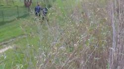 Τέσσερις αγνοούμενοι στον Γεροπόταμο Κρήτης-Χείμαρρος παρέσυρε το αυτοκίνητο
