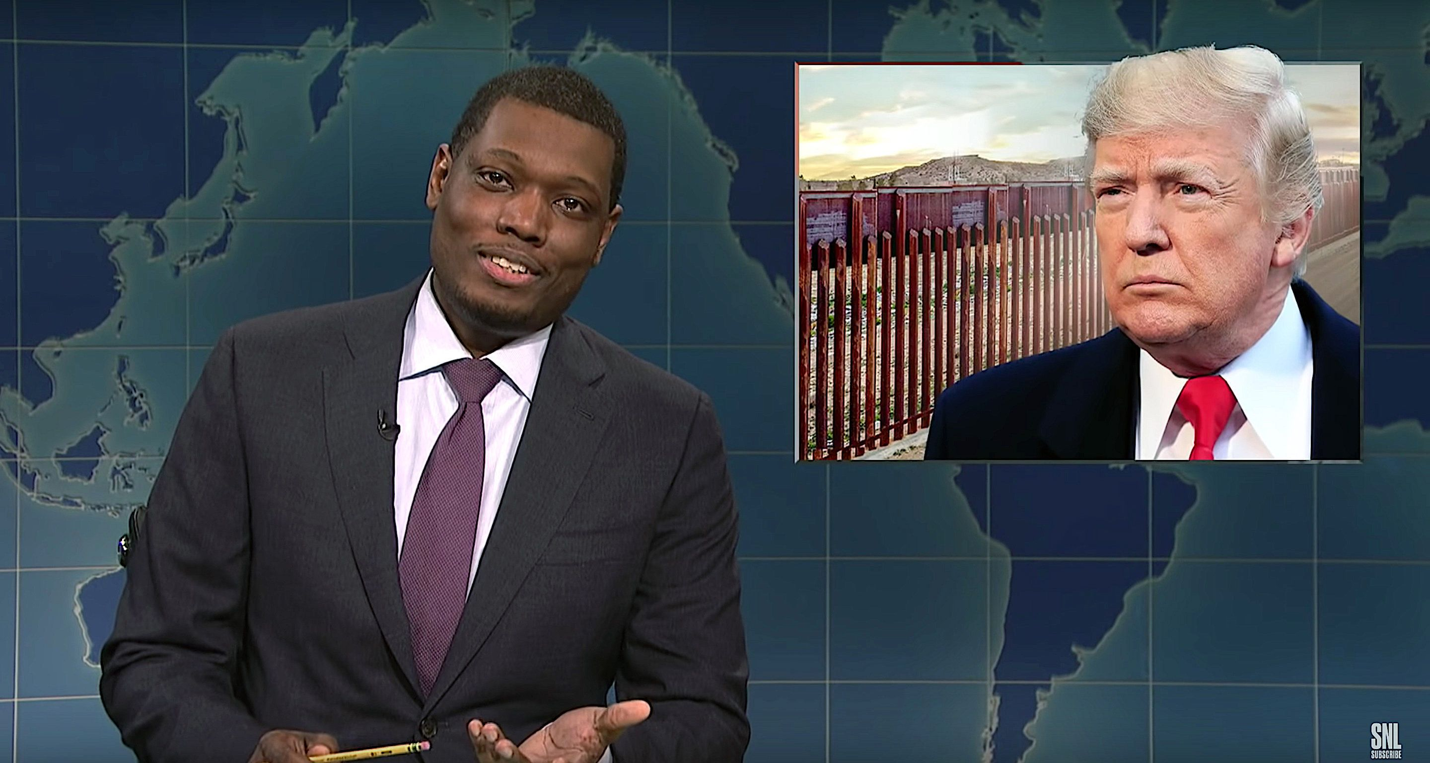"Michael Che on ""Saturday Night Live"""