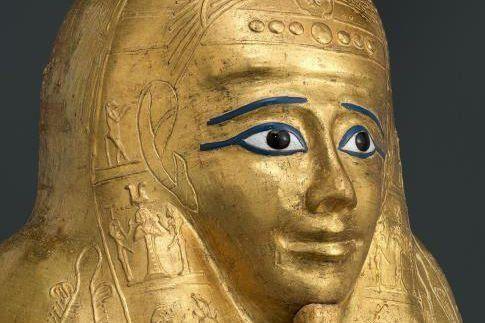 Un musée de New York retourne un cercueil égyptien volé: Photo