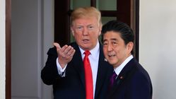 Japan's PM Nominated Trump For Nobel Prize At US Govt's Urging: