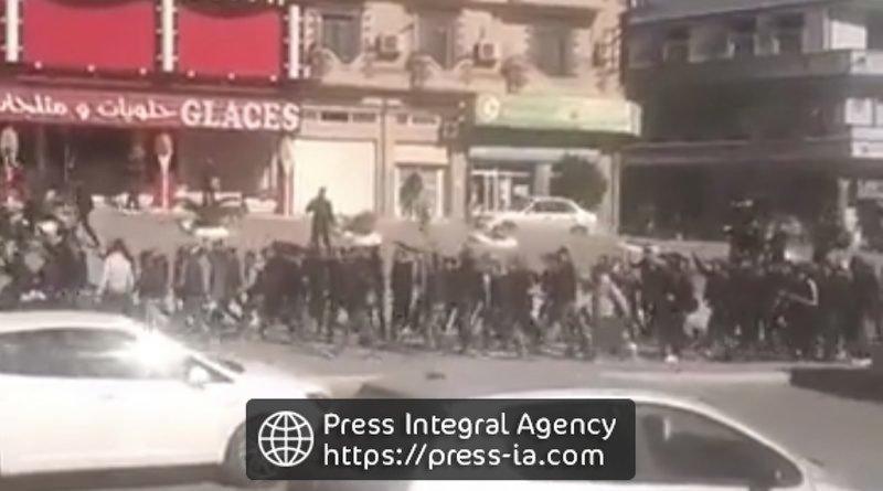 A Bordj Bou Arreridj les manifestations contre le 5e mandat ne s'essoufflent