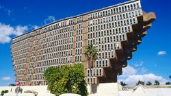 Tunis: Vers la démolition imminente de l'hôtel du Lac ? La toile