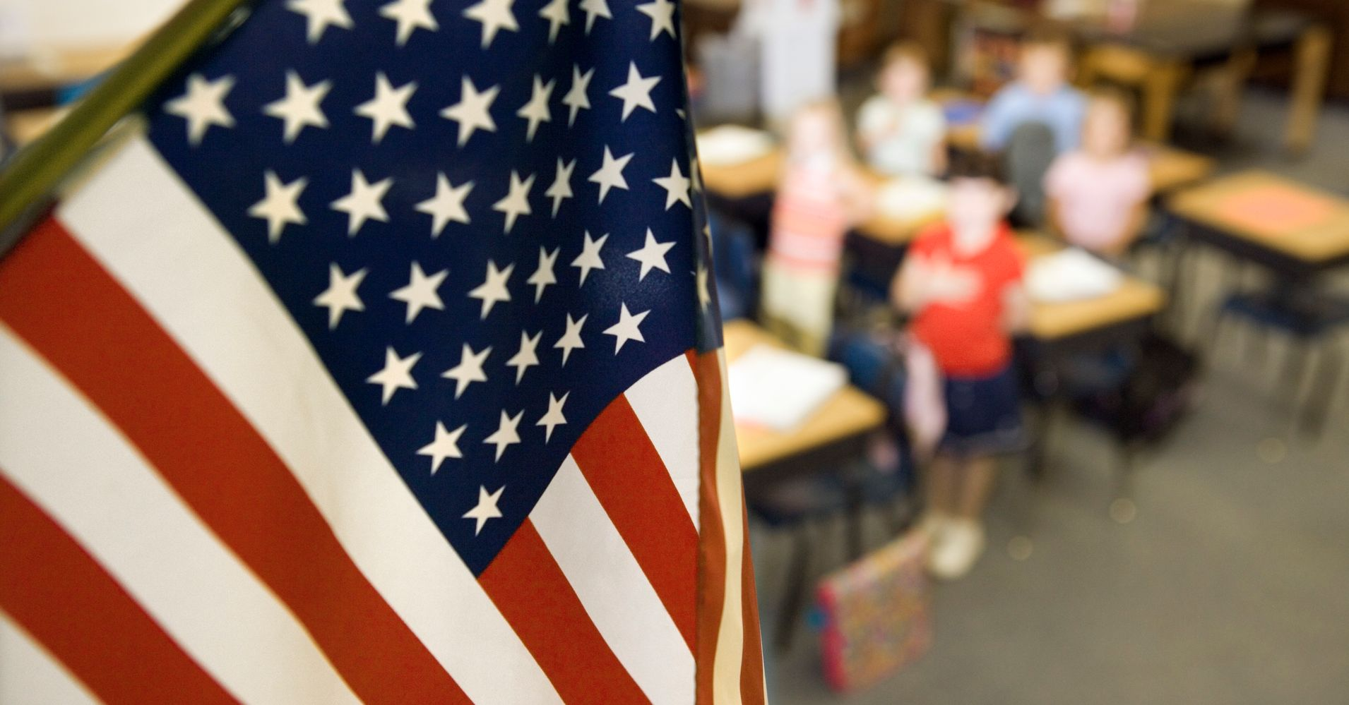11-Year-Old Arrested At School After Refusing To Stand For The Pledge