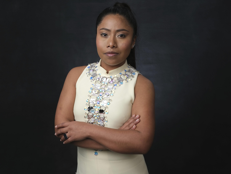 Yalitza Aparicio responde a ator que a chamou de