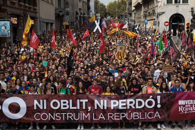 Explainer (7 ερωτήσεις): Η δίκη του αιώνα στην Ισπανία - Η Καταλονία στο