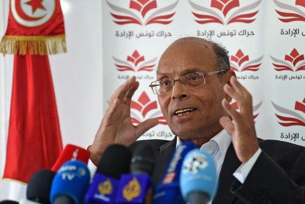 """Moncef Marzouki: """"Ce qui a été dit à propos de l'école coranique de Regueb est une bulle"""