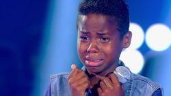Jeremias faz jurados do The Voice Kids e todo o Brasil