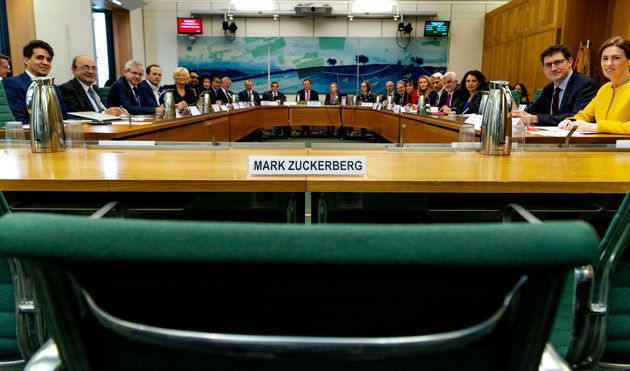 British MPs term Facebook 'digital gangsters' in scathing report