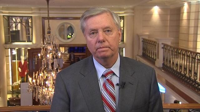 Senator Lindsey Graham, R-South Carolina, joins moderator Margaret Brennan from the Munich Security Conference to discuss President Trump's declaration of a national emergency and comments by former Acting FBI Director Andrew McCabe on the 25th Amendment.