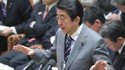 安倍首相、ノーベル賞へのトランプ氏推薦報道に「推薦者と被推薦者は50年明らかにされない」コメント避ける