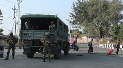 Army Officer, 3 Soldiers Killed In Encounter At J&K's