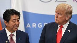 트럼프 노벨상 추천 보도에 대한 아베 총리의 흥미로운