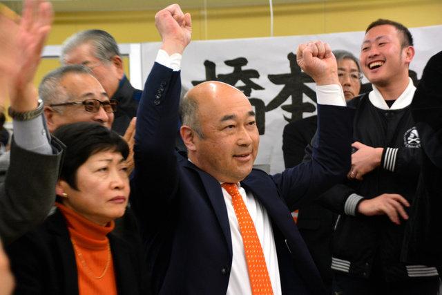 わずか10票差で現職が4選 佐賀県鳥栖市の市長選