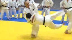 Τραυματισμός του Πούτιν σε προπόνηση τζούντο με Ρώσο