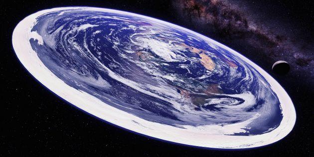 Έρευνα: Ποιος ευθύνεται για την αύξηση αυτών που πιστεύουν πως η Γη είναι επίπεδη