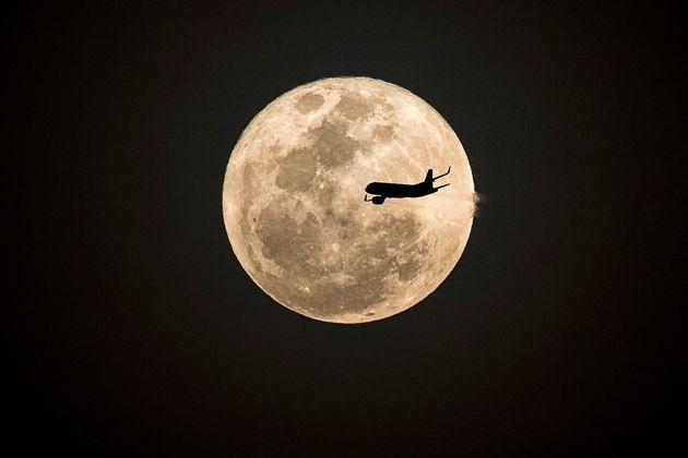 Την Τρίτη η δεύτερη «Υπερ-Σελήνη» του 2019