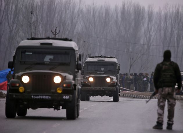 Pulwama Attack Mastermind Killed In J&K Gunfight, Say