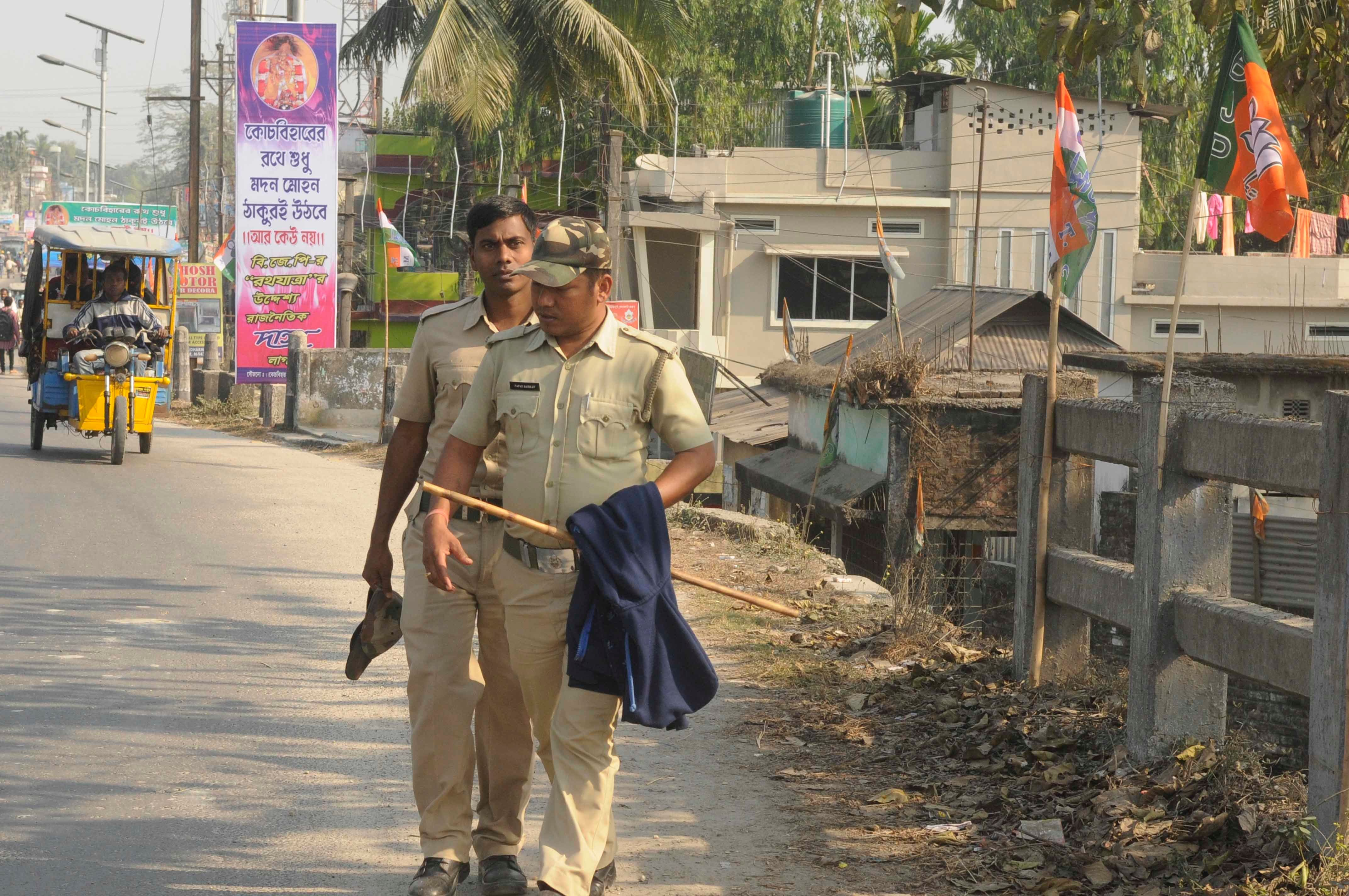 Bengal BJP Leader Arrested For Staging Daughter's