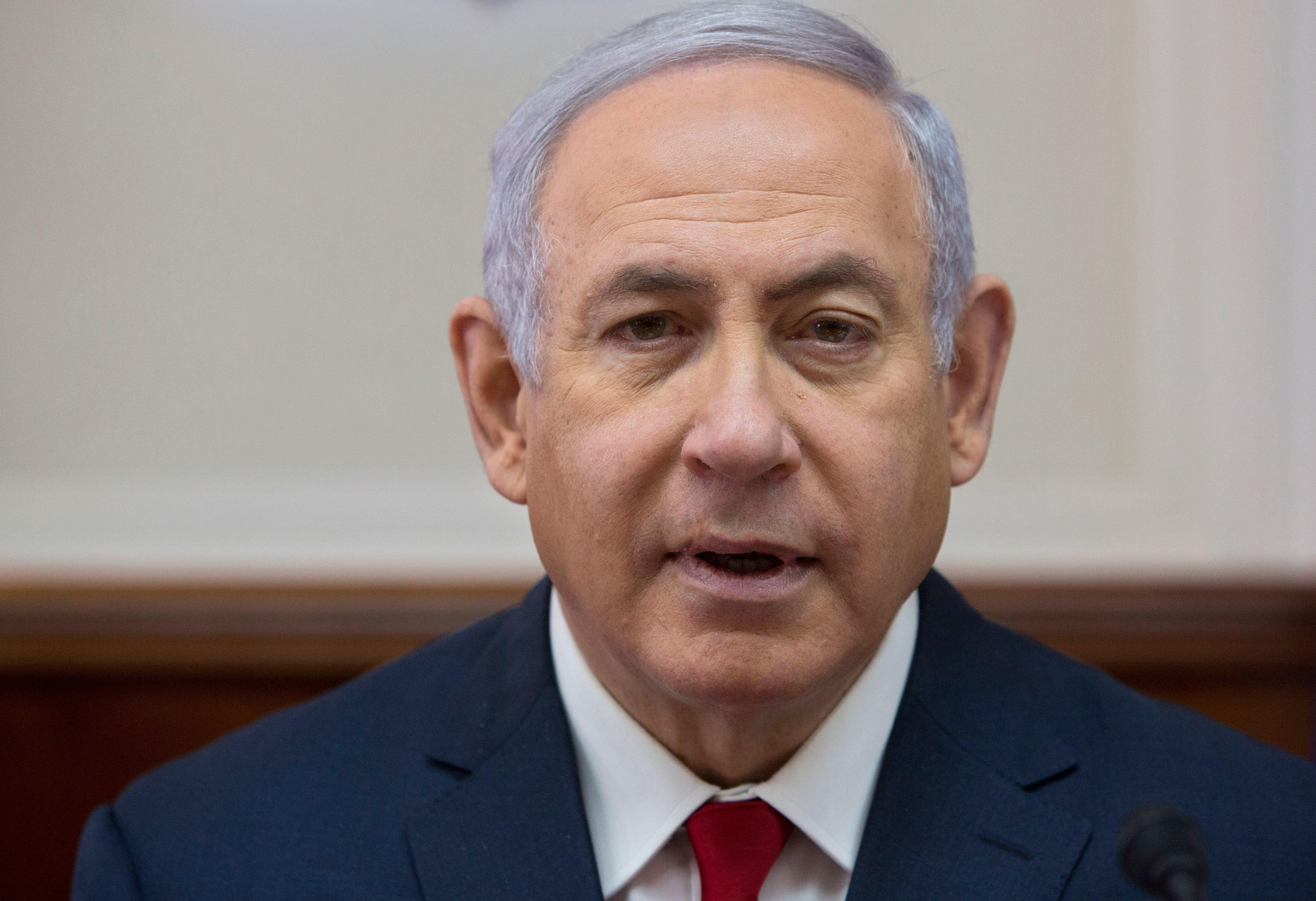 La presse israélienne rapporte une rencontre secrète entre Benjamin Netanyahou et Nasser