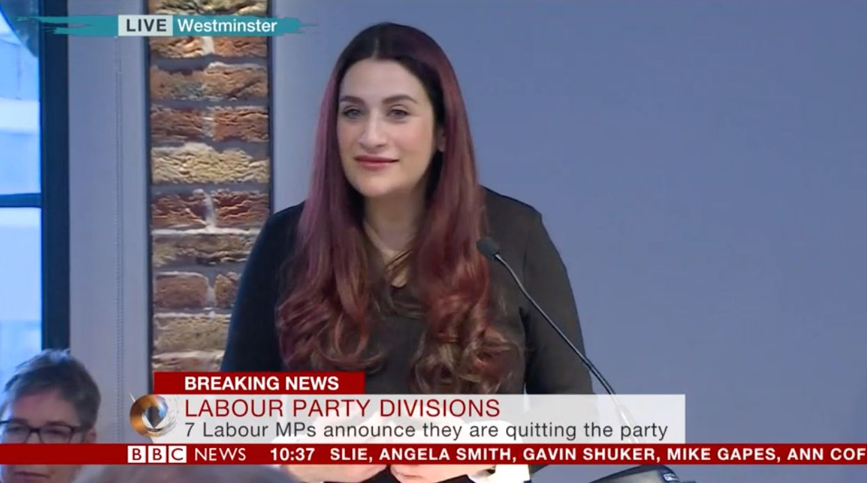 BBC Apologises After Man Overheard Saying 'We're Actually F****d' During Labour Split