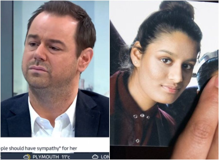 Danny Dyer Believes Shamima Begum 'Needs A